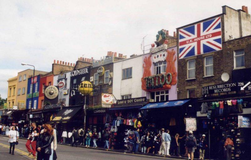 Camden Market de Londres