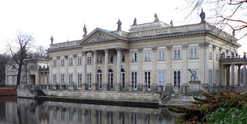 Palacio de Ł azienki