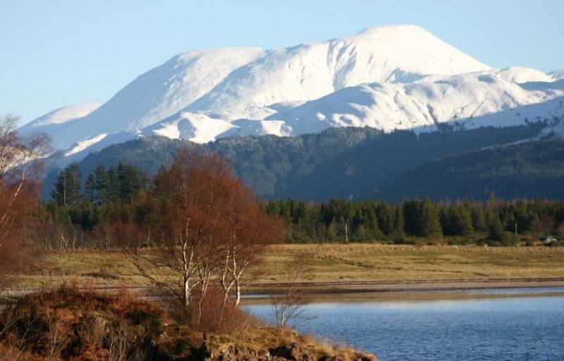 ben nevis lugares que ver en escocia