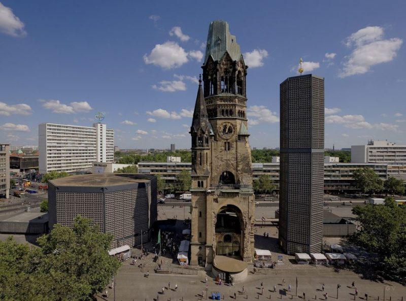 berlin kaiser wilhelm memorial church
