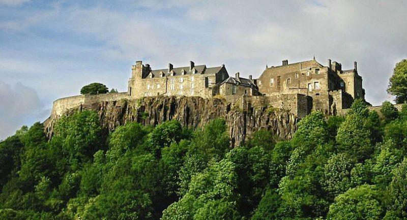 castillo stirling visitar en escocia
