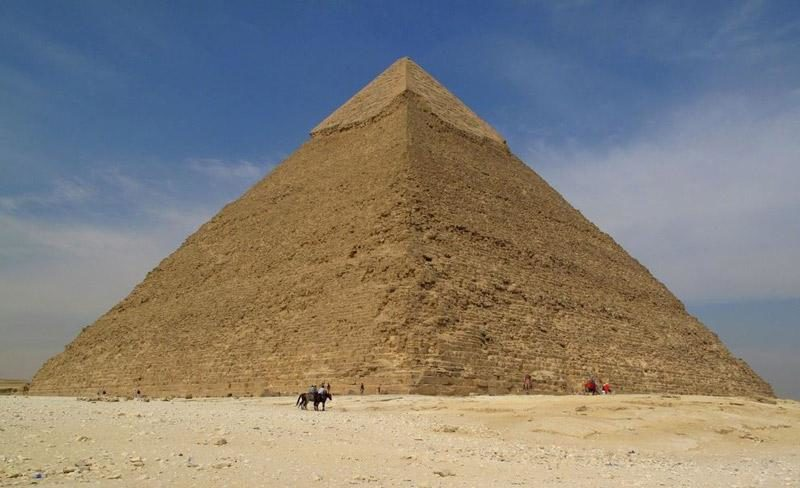 gran piramide giza