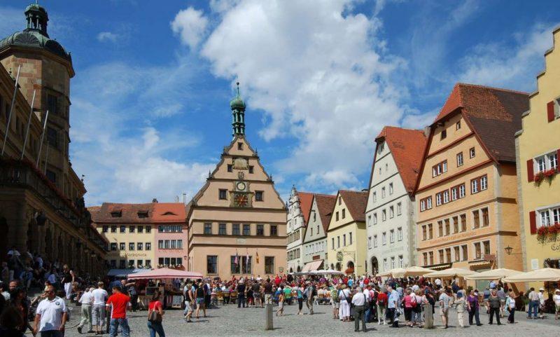 viajar rothenburg alemanya