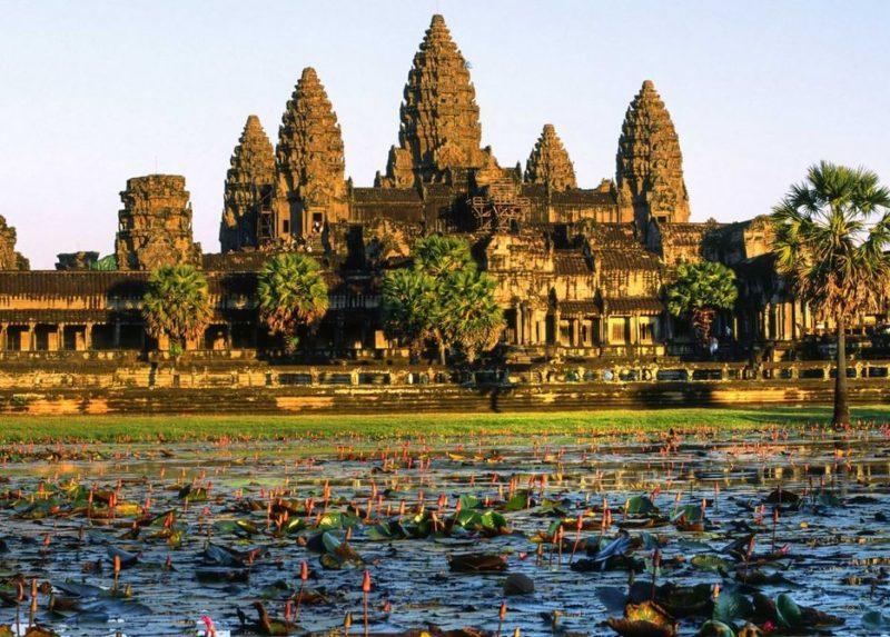 angkor paraíso de camboya