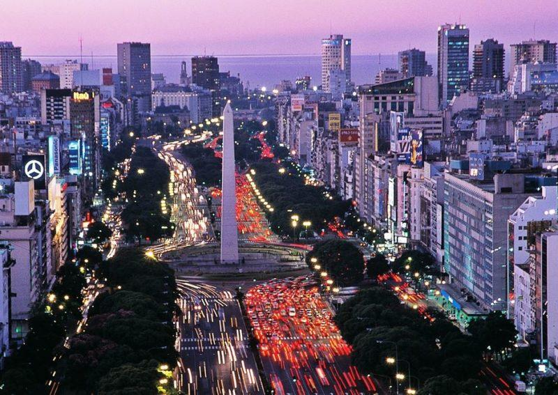 viaje a argentina buenos aires