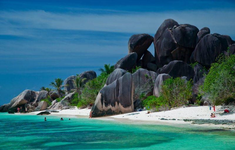 Seychelles es un grupo de 115 islas