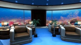hotel bajo el mar fiji
