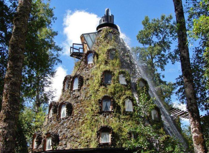 hotel tematico magic montain chile