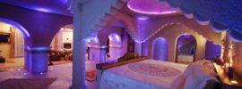 hoteles cuevas turquia