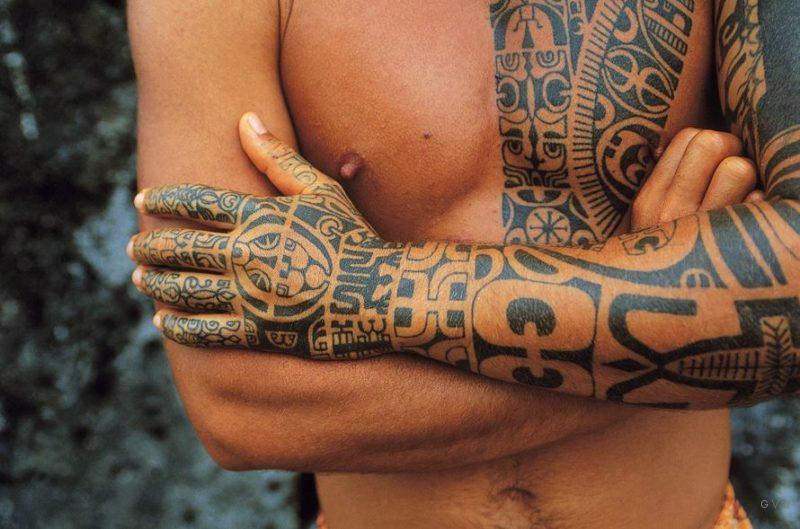 tatuajes tahiti islas