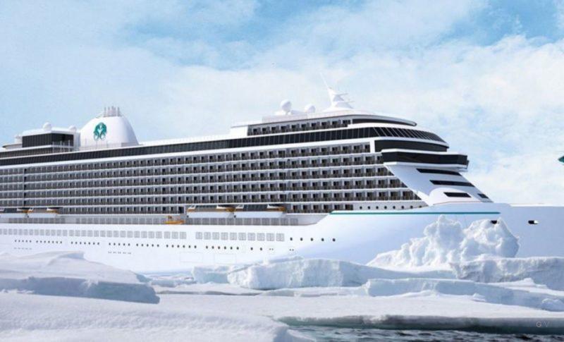 Compagnie Du Ponant y sus famosos cruceros de lujo
