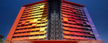 Hotel Silken Puerta América