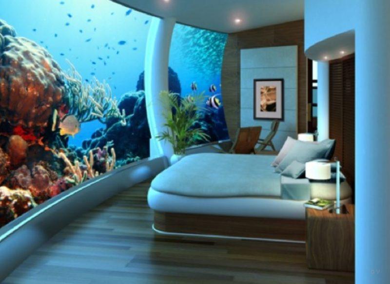Jule's Lodge un hotel bajo el mar en Florida