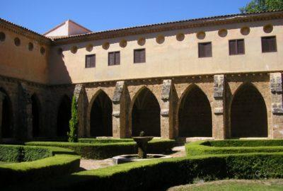 Monasterio de Piedra en Zaragoza