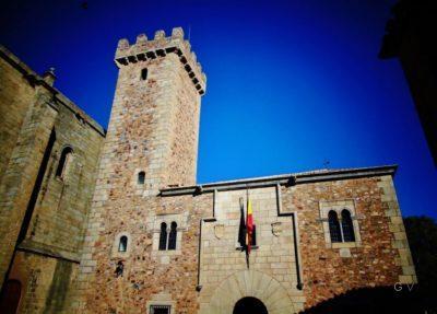 Palacio de la Cigüeñas