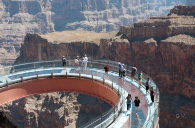 Skywalk del Gran Cañón del Colorado