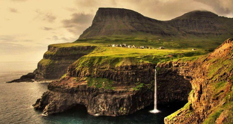acantilados de moher irlanda