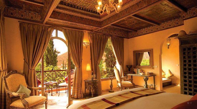 alojamiento marruecos