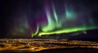 auroras boreales islandia