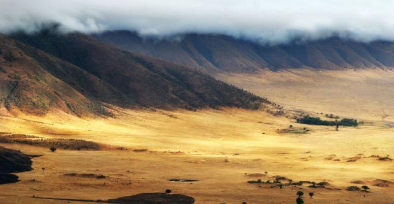 crater del ngorongoro tanzania