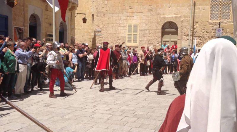 festival medieval mdina malta 3