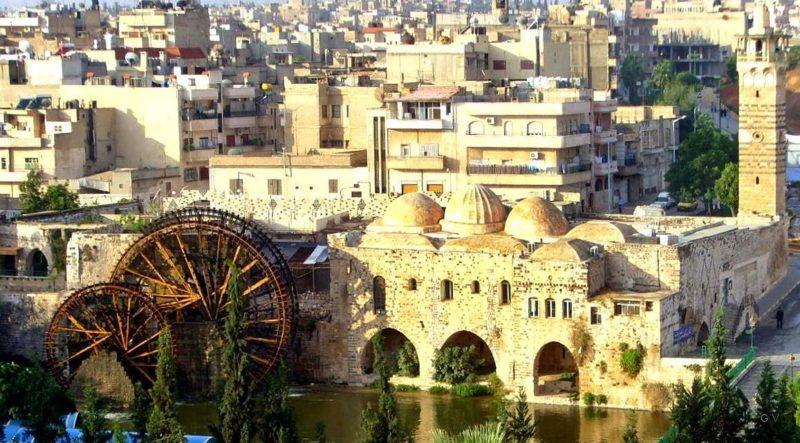guia viajes a siria
