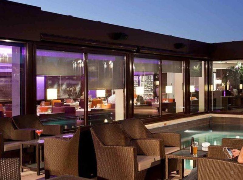 hotel Sofitel Antigone en Montpellier