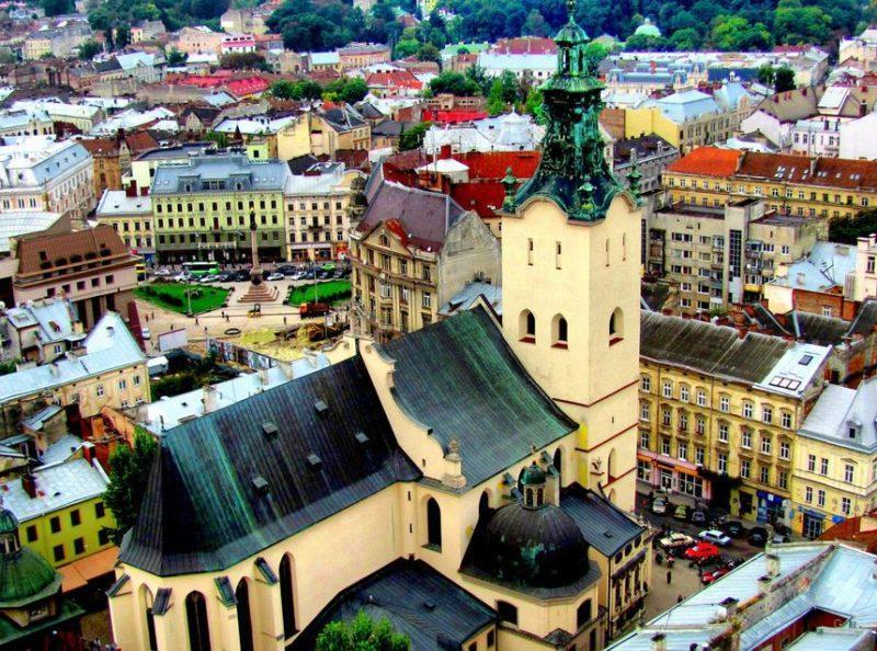 lviv ucrania viajar