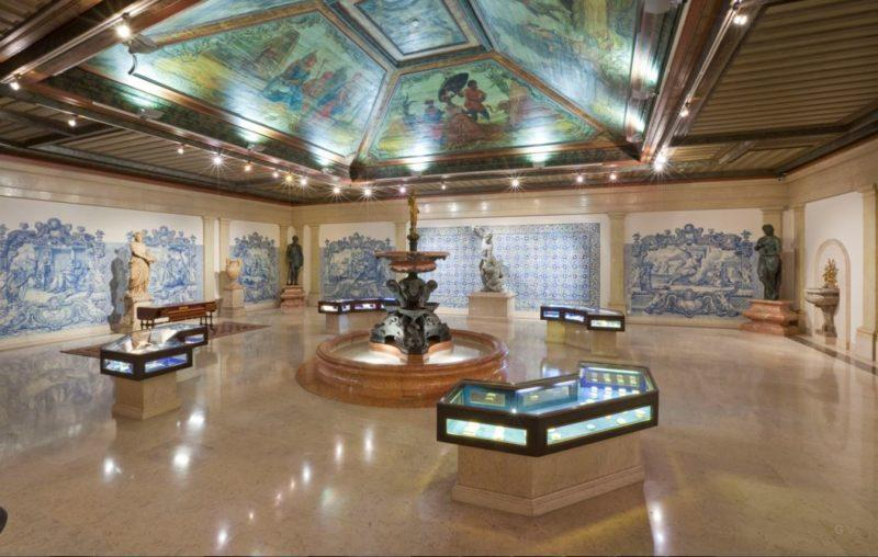 museo calouste gulbenkian lisboa