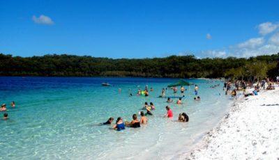 playa isla fraser