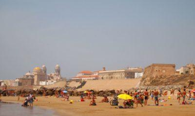 playas cadiz