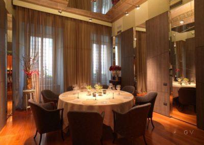 restaurante Enoteca Pinchiorri en florencia