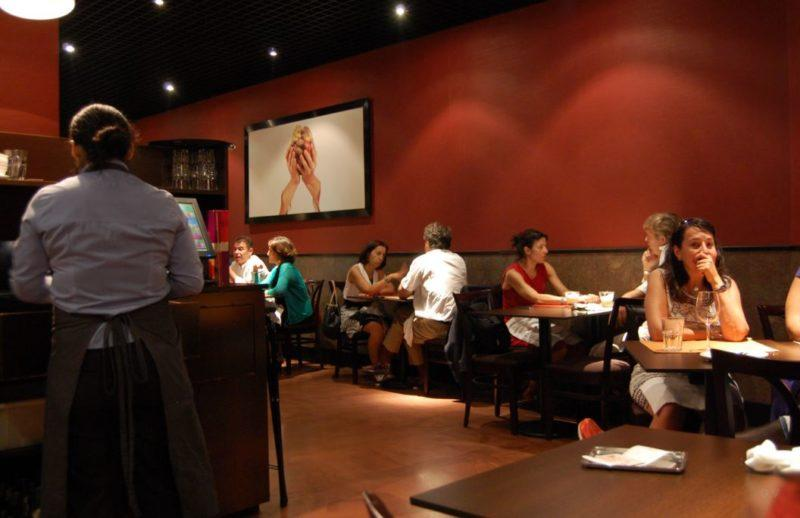 restaurante comida peruana madrid la gorda