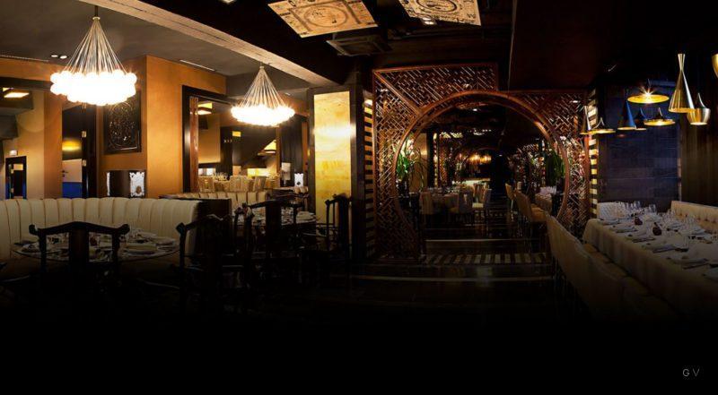 restaurante zen market madrid