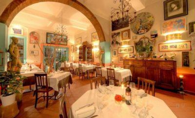 restaurantes en florencia Toscano