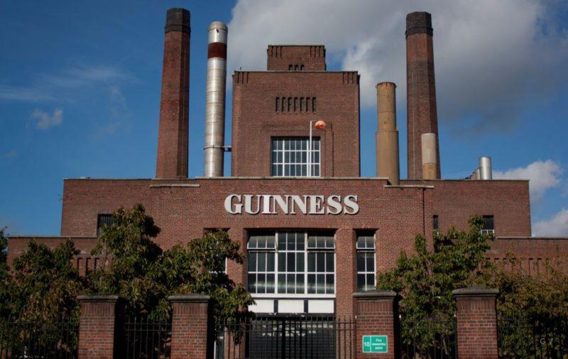 visitar Guinness Storehouse en Dublín
