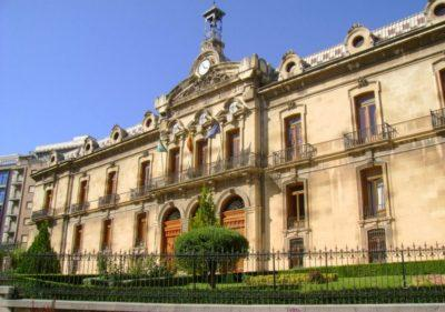 visitar palacio de la diputacion albacete