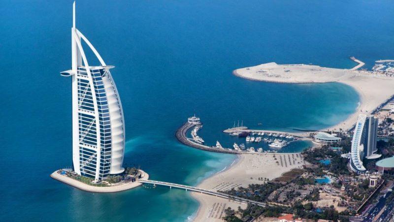 Hotel Burj Al Arab Dubai lujo