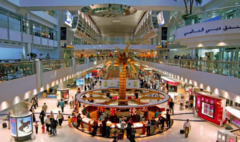 aeropuerto internacional dubai