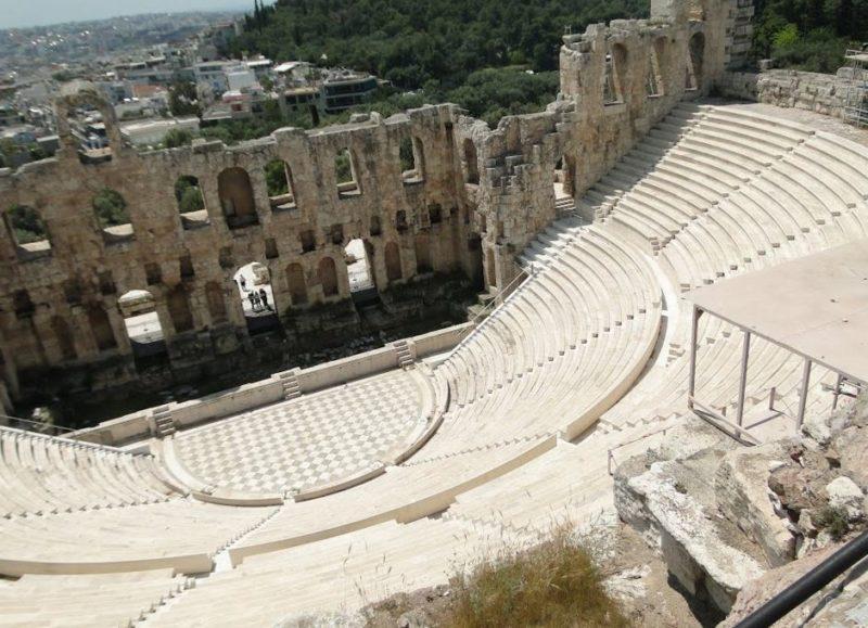 anfiteatro dionisio