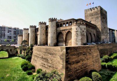 castillo zaragoza
