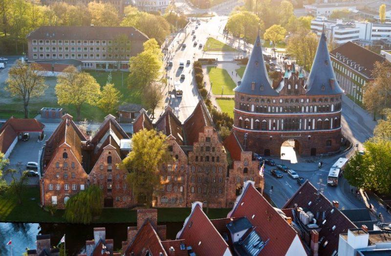 ciudad lubeca alemania