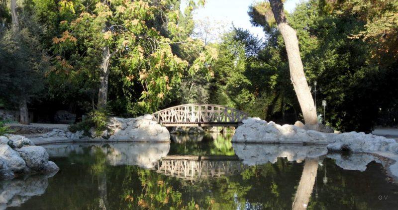 jardines atenas grecia