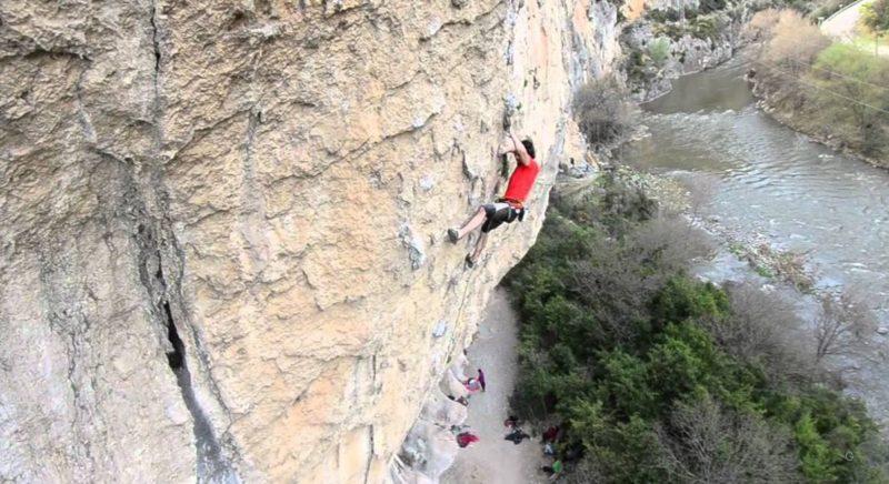 margalef tarragona escalada