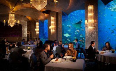 restaurante lujo dubai