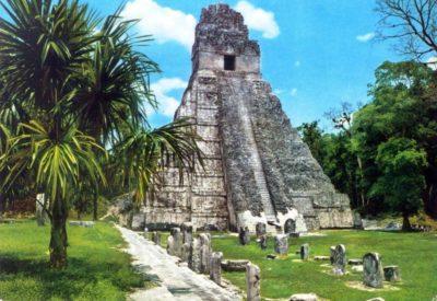 ruinas maya mexico