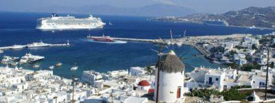 vacaciones isla mykonos grecia