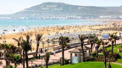 vacaciones playa marruecos