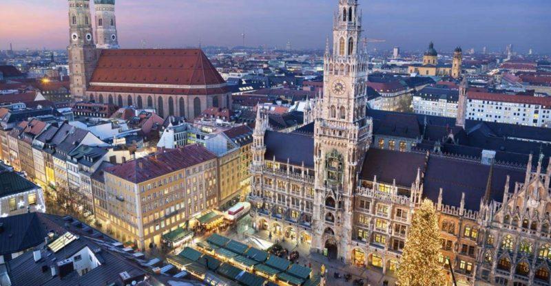 visitar munich en alemania