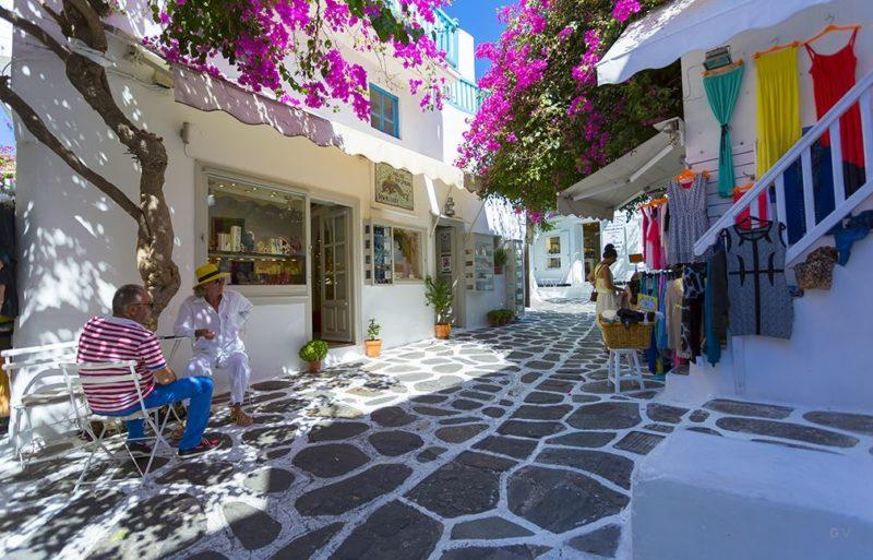 visitar mykonos grecia